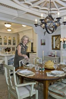 Best New Kitchen winner, 1860 South End town house, owned by Karen Watson
