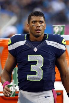 Russell Wilson won the Seahawks' QB job as a rookie.