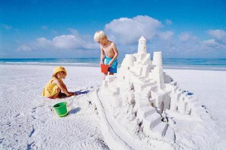 "Siesta Key Beach, ""Sarasota in Shorts"" sweepstakes."