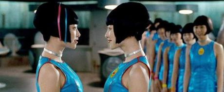 "ZHU ZHU as 12th Star Clone in ""Cloud Atlas."""