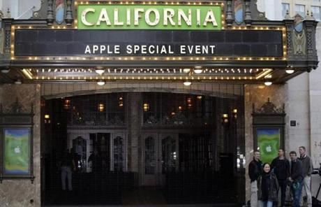 The event was held at the California Theater in San Jose, Calif.