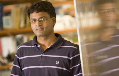 ANIL POTTI, researcher: Accused of falsifying data on the use of microarray genetic analysis for personalized cancer treatment.