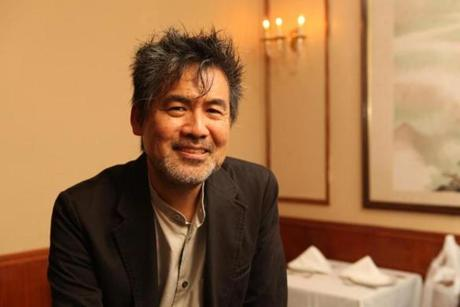 Playwright David Henry Hwang.