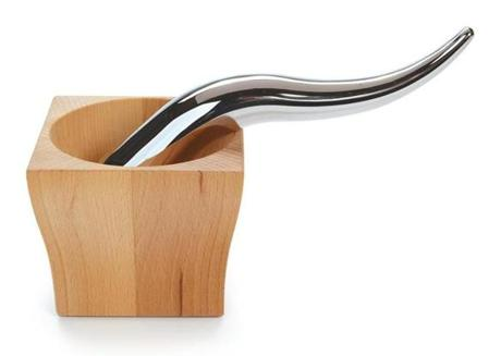 Nuance mortar and pestle, $65 at Abodeon, 1731 Massachusetts Avenue, 617-497-0137, abodeon.com