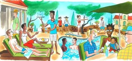 Vacation ideas for single lesbian