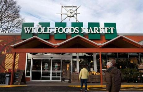 Whole Foods Market has 21 stores in Massachusetts and is building three more over the next year.