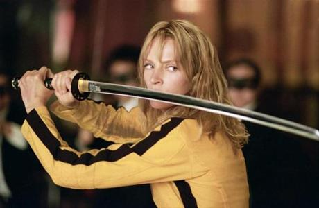 """Kill Bill: Vol. 1"" is on ""Tarantino XX."""