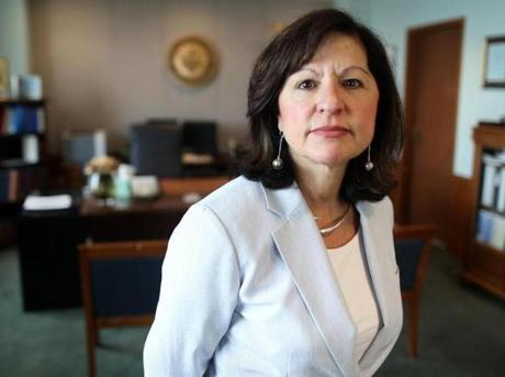 US Attorney Carmen Ortiz, who has gained the attention of the political world by prosecuting former speaker Salvatore F. DiMasi, has also been mentioned as a potential candidate, despite her lack of electoral experience.
