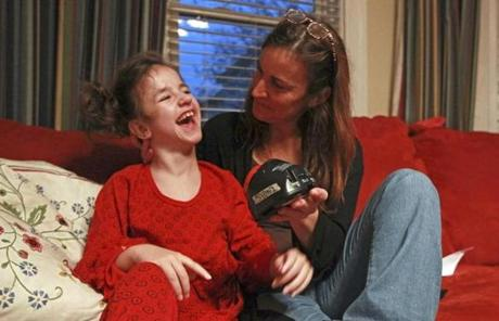 Cancer left Sydni with disabilities including her inability to speak and dependency on a wheelchair and feeding tube.