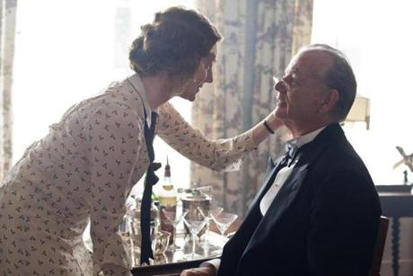 "Laura Linney plays Margaret ""Daisy"" Suckley who has an affair with President Roosevelt, played by Bill Murray."