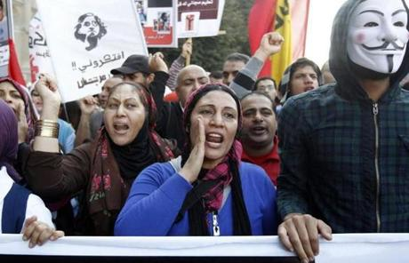Morsi's powers place him beyond oversight of the judiciary, a step some Egyptians see as a move toward dictatorship.
