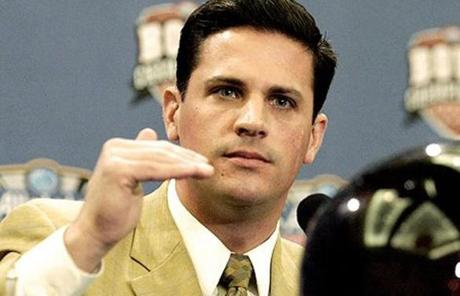 Defensive coordinator Bob Diaco has molded the top-ranked Notre Dame defense.
