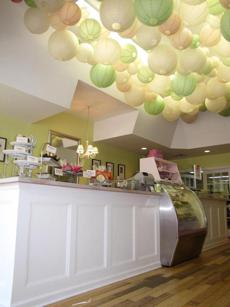 Vanilla Pastry Studio in East Liberty serves cupcakes and other sweet confections.
