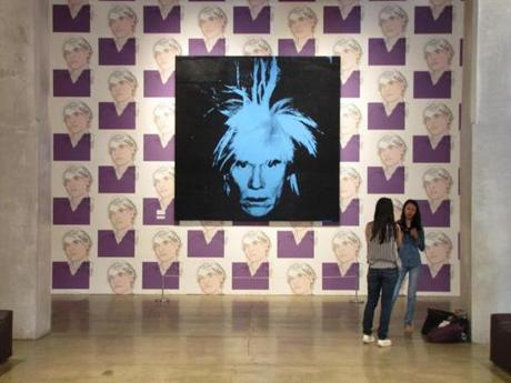 The Andy Warhol Museum, Pittsburgh.