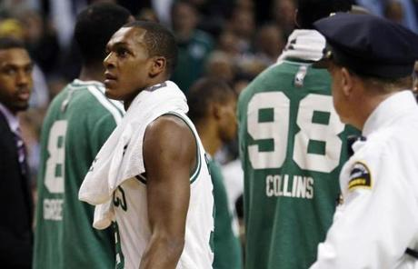 Rondo, Humphries and the Nets' Gerald Wallace were ejected.