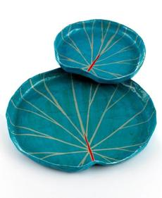 Macy's Heart of Haiti Set of 2 Trays $33 Artisan receives half of wholesale price