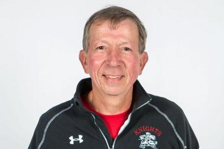 William C. Tarbox, North Andover, Coach of the Year
