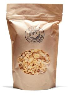 Corn & Co Popcorn in Burlington.