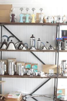 Local Root, kitchen store. 221 Concord Avenue, Cambridge, 617-354-2400, localroot.com