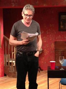 "Jeff Zinn in ""The Agony and the Ecstasy of Mike Daisey."""