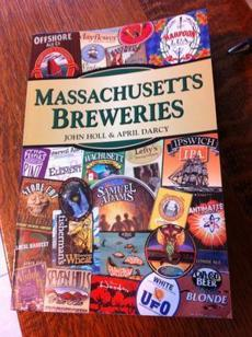 """Massachusetts Breweries"" book is a guide to the many breweries in the state."