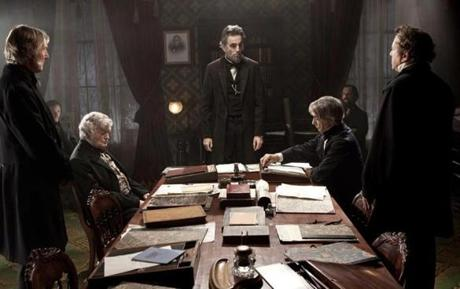 "A scene from ""Lincoln."""