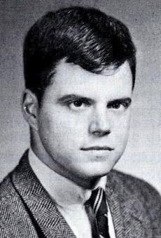 Vaughan Morrill as a student at Harvard.