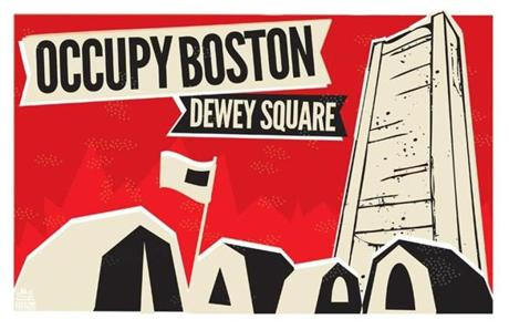 "Jesse Haley, ""Occupy Dewey Square Boston"""