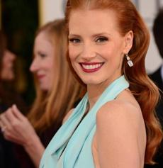 Jessica Chastain won the award for best actress for her role in