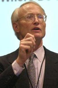 Michael Porter, co-founder of the Monitor Group