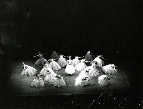 February 12, 1974: Boston Ballet Company's