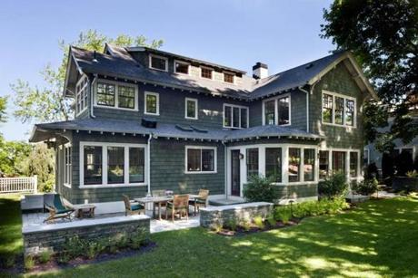 Newton home owned by Steven Snider, designed by LDA Architects. For Your Home issue of magazine 2/3/13.
