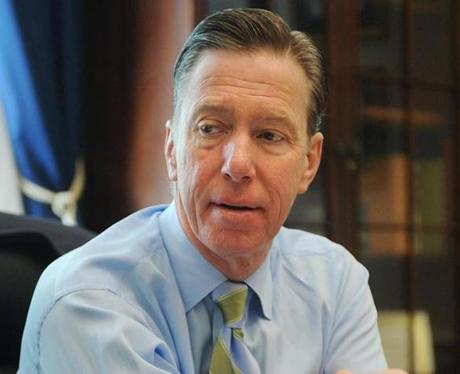 Democrat Stephen Lynch may run against Edward Markey for the Kerry Senate seat.