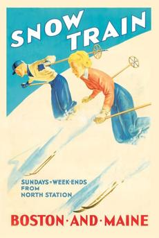 Snow Trail poster.