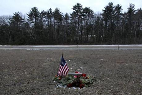 Four days after Joey Gay was killed, the family signed on a new home and picked out her cemetery plot in a neighboring town. Eventually, the family will all be buried in adjacent plots.