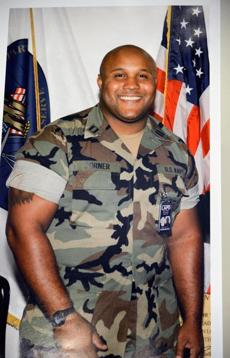 Christopher Dorner, 33, is a former Los Angeles officer who is allegedly targeting law enforcement. He is being sought in 3 states.