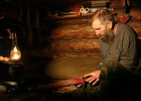 """Happy People"" follows trappers in the Siberian village of Bakhta."