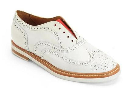 """Brogue"" oxford, $495 at Rag & Bone, 111 Newbury Street, Boston, 617-536-6700, rag-bone.com For 2/24/13 Style Watch"