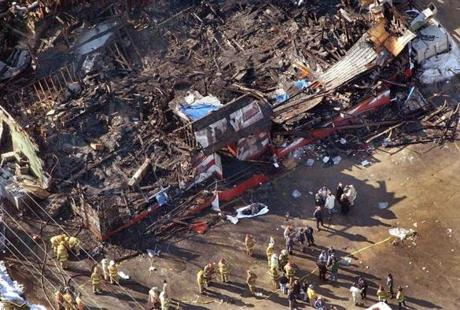 A series of violations of safety regulations created the conditions for the deadly inferno that killed 100 people at The Station nightclub in Rhode Island in 2003.