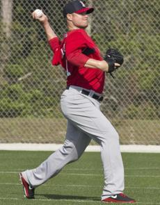 Appearances to the contrary, Red Sox lefthander Jon Lester insists that baseball is fun for him.