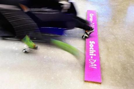 Bobsledders will be sliding down the world's longest sliding track during the Games.