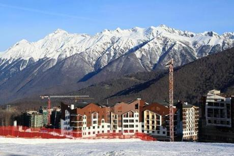 The cost to transform the seaside community of Sochi into the host of the Winter Olympics has been $51 billion, a figure that could climb.