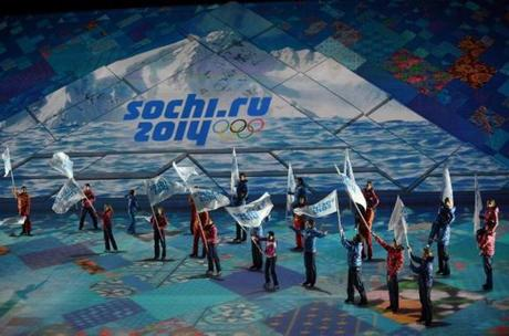 The Russian government convened a celebration marking the one-year countdown to the Sochi Games on Feb. 7.
