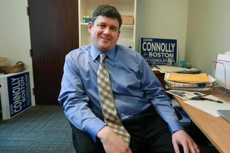Councilor John Connolly