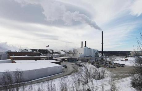 The paper mill in East Millinocket was revived after being bought in 2011.