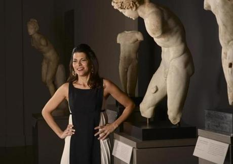 Michelle Tolini Finamore. Age: 43. Occupation: Curator of Fashion Arts, Museum of Fine Arts Boston. Residence: Salem.