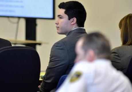 Nathaniel Fujita first showed signs of mental illness when he was 4 or 5 years old, a psychiatrist testified Friday in his murder trial in Middlesex Superior Court.