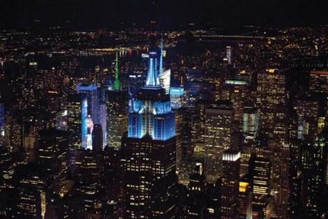 Philips also recently relit the Empire State Building.