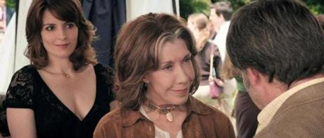 Tina Fey stars as Portia and Lily Tomlin stars as Susannah in Paul Weitz's Admission.