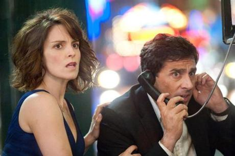 "fey with Steve Carell in ""Date Night."""
